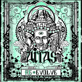 Re-Evolve EP cover art