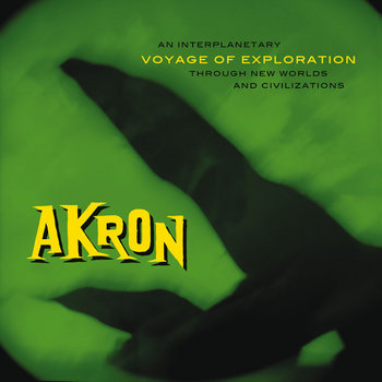 Voyage of exploration cover art