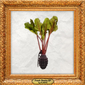 Fresh Beets EP cover art