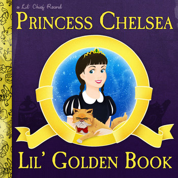 Lil' Golden Book cover art