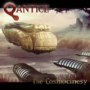 The Cosmocinesy cover art