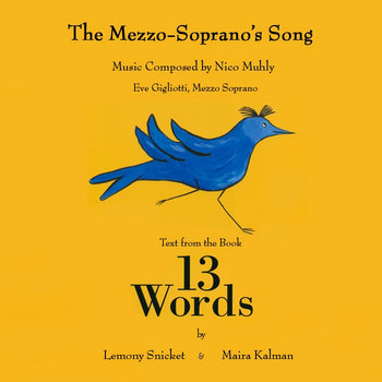 The Mezzo-Soprano&#39;s Song cover art