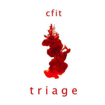 Triage cover art
