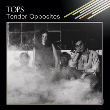Tender Opposites cover art