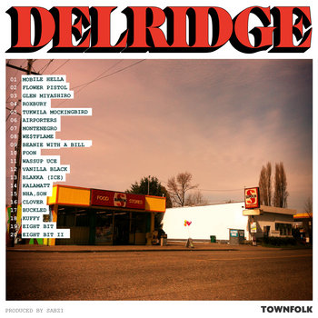 DELRIDGE cover art