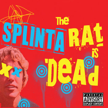 the Rat is Dead cover art