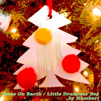 Peace On Earth / Little Drummer Boy cover art