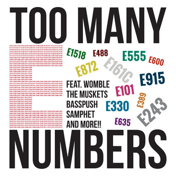 Too Many E Numbers! cover art