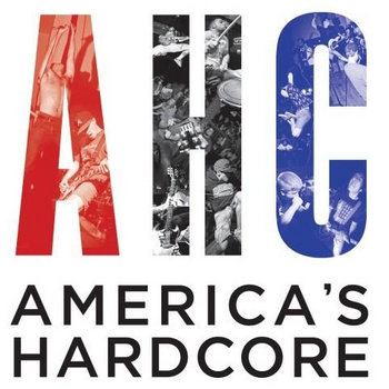 America&#39;s Hardcore Compilation cover art