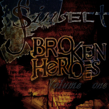 Broken Heroes Vol. One cover art