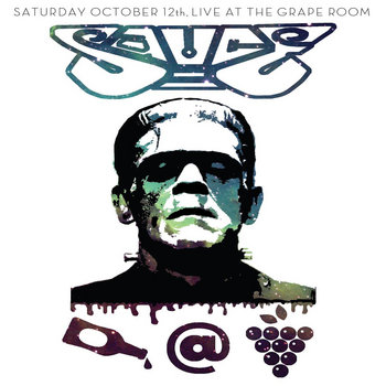 Sauce: Live @ the Grape Room 10/12/13 cover art