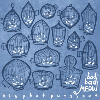 Big Phat Pussycat cover art