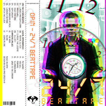 TwentyFourSeven cover art