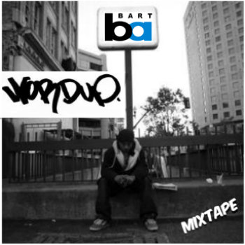 MC WordUp Mixtape cover art