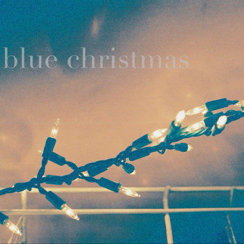 Blue Christmas cover art