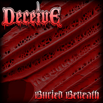 Deceive - Buried Beneath cover art