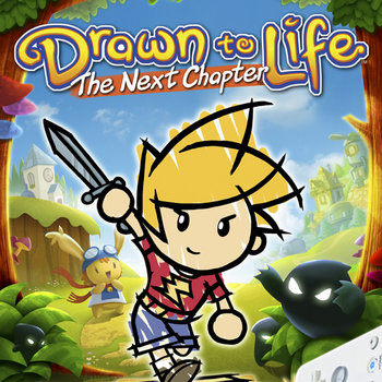Drawn to Life: The Next Chapter (Soundtrack) cover art