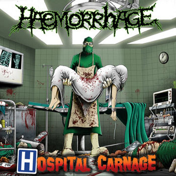 Hospital Carnage cover art
