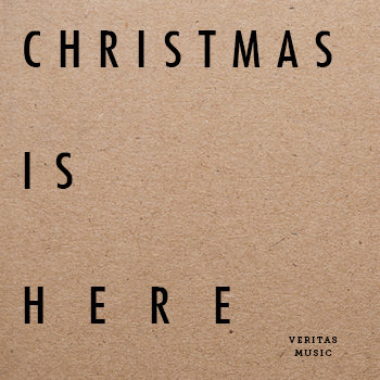 Christmas Is Here cover art