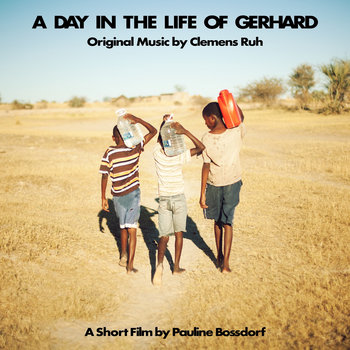 A Day in the Life of Gerhard (Original Short Film Music) cover art