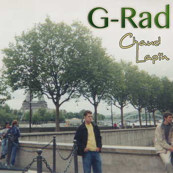 Chaud Lapin: Live in Paris cover art