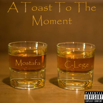 A Toast To The Moment cover art