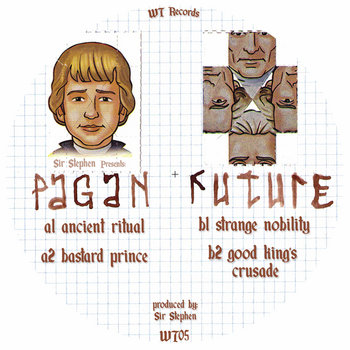 "WT 05 ""Pagan Future"" cover art"