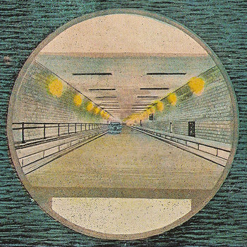 Tunnel Between Windsor, Ont., and Detroit, Mich. cover art