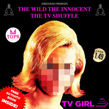The Wild, The Innocent, The TV Shuffle cover art