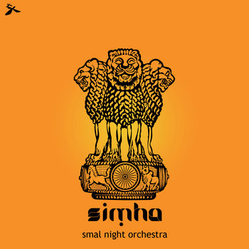 Small Night Orchestra - Simha cover art