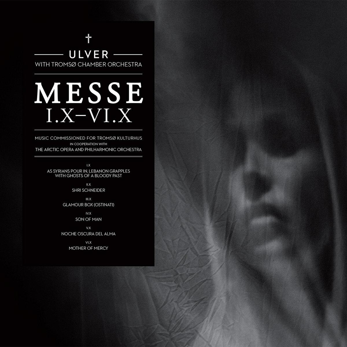 Ulver - Messe I.X-VI.X (2013)