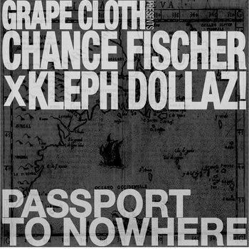 PASSPORT TO NOWHERE cover art
