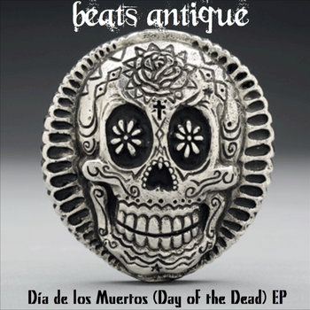 Da de los Muertos (Day of the Dead) EP cover art