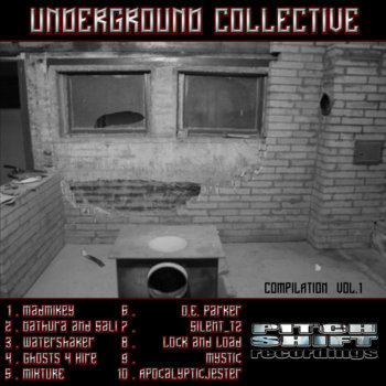 Underground Collective_Vol.1 cover art