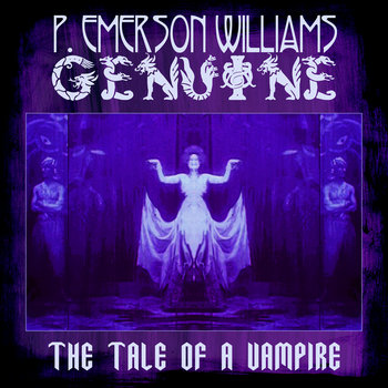 Genuine - The Tale Of A Vampire cover art
