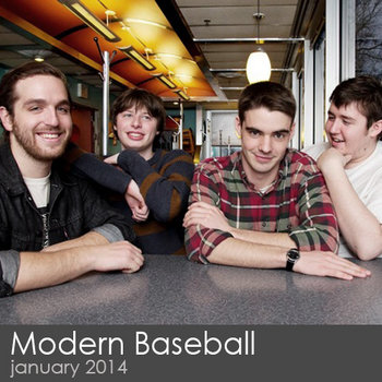 Modern Baseball cover art