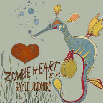 Zombie Heart E.P. cover art
