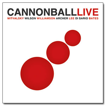Cannonball Live cover art