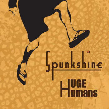 HUGE Humans cover art