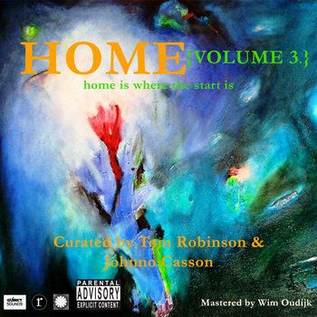 Home Volume 3 cover art