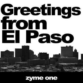 Greetings from El Paso cover art