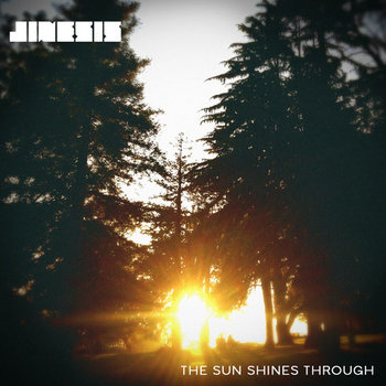The Sun Shines Through EP cover art
