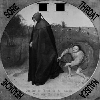 v/a: sore throat, nausea & headache II cover art
