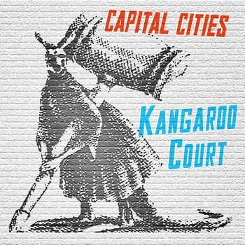 Kangaroo Court - EP cover art