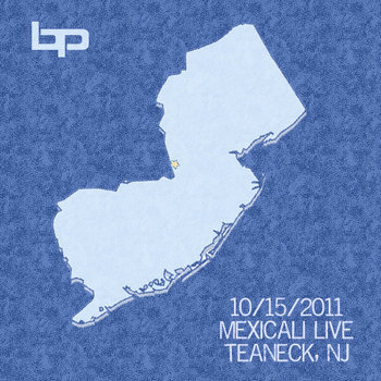 10/15/11 - Mexicali Live - Teaneck, NJ cover art