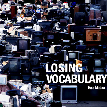 Losing Vocabulary E.P cover art
