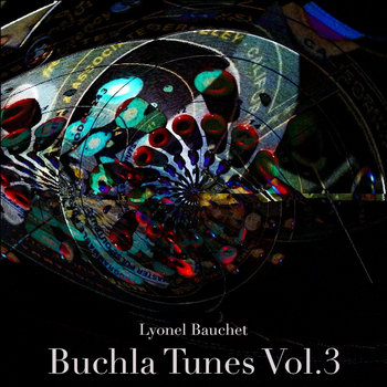 Buchla Tunes Vol.3 cover art