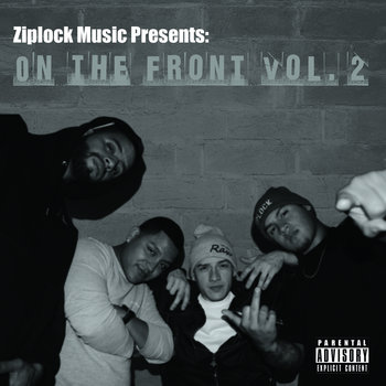 On Tha Front: Vol.2 cover art