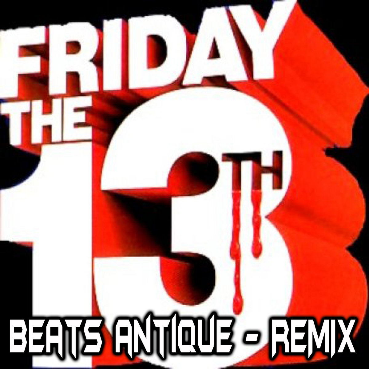 FRIDAY THE 13th - Beats Antique REMIX | beats antique