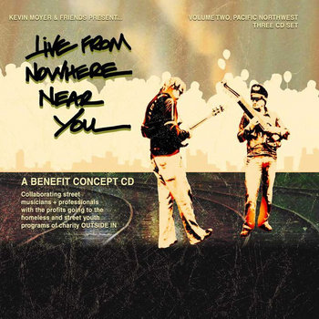 Live From Nowhere Near You (Volume 2) cover art